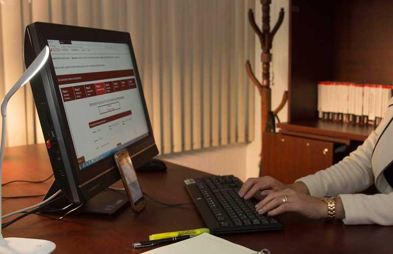 """Las 24 horas hay jueces que autorizan o niegan """"online"""" órdenes de aprehensión o de cateo en el Edomex"""