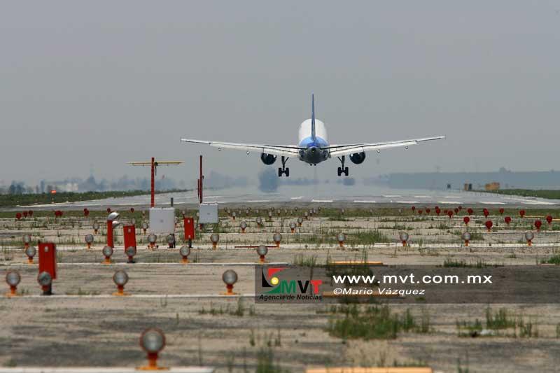 Gobierno de México comprará a Aleática (antes OHL) acciones del aeropuerto de Toluca