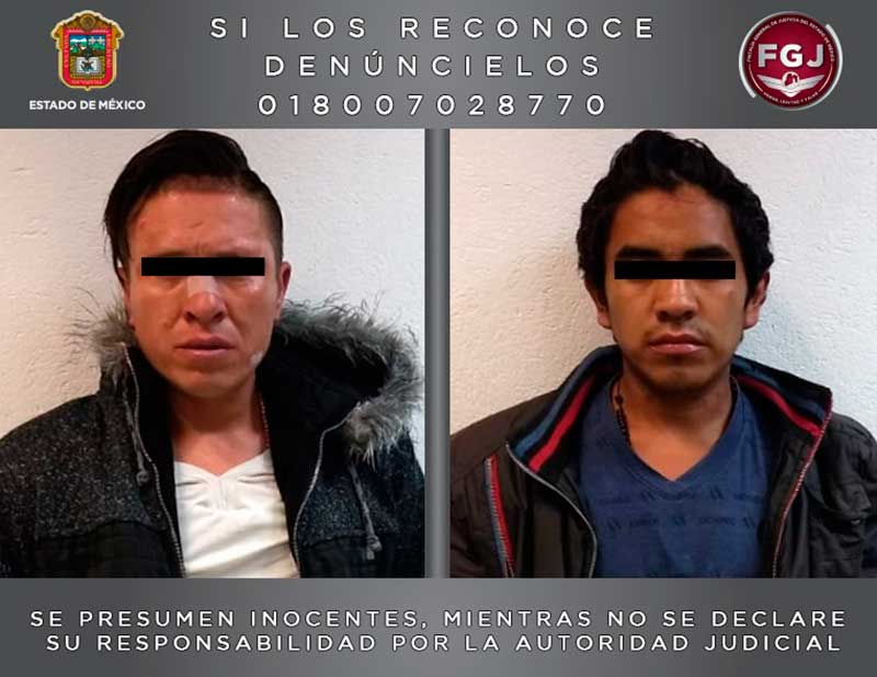Inician proceso contra dos probables asaltantes de pasajeros en Santa Elena