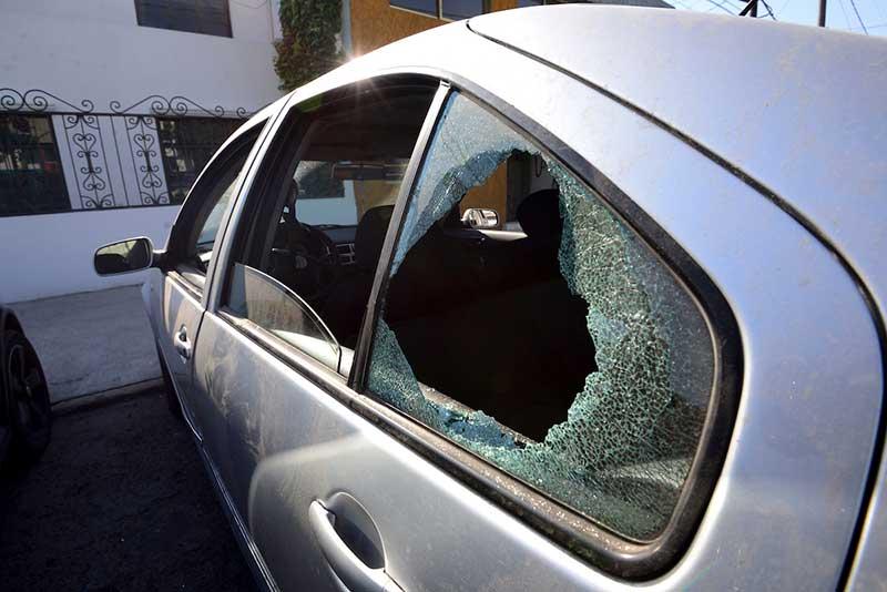 El robo de autos estacionados o de autopartes podría ser tipificado como delito grave