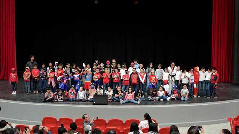 Concluye de manera exitosa curso de verano cultural en Metepec