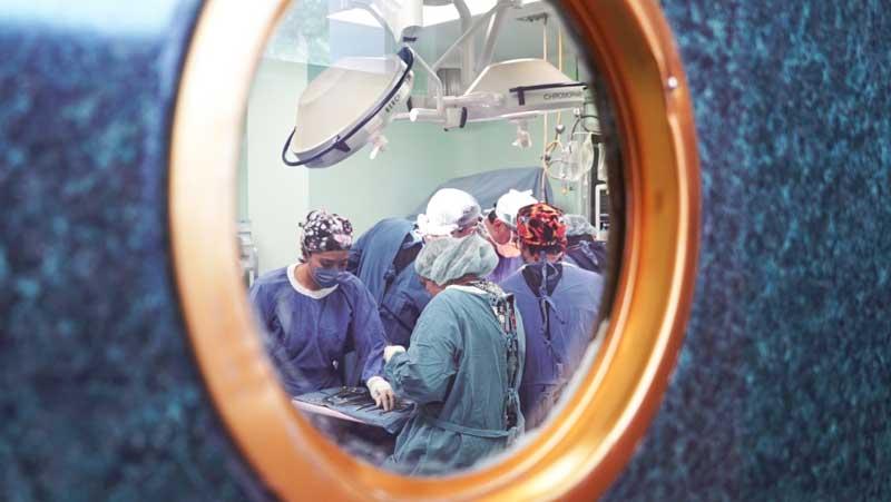 Médicos del ISEM realizan tres donaciones multiorgánicas en menos de 24 horas