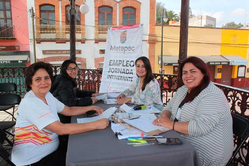 Lunes de empleo en Metepec alternativa efectiva para la inclusión laboral