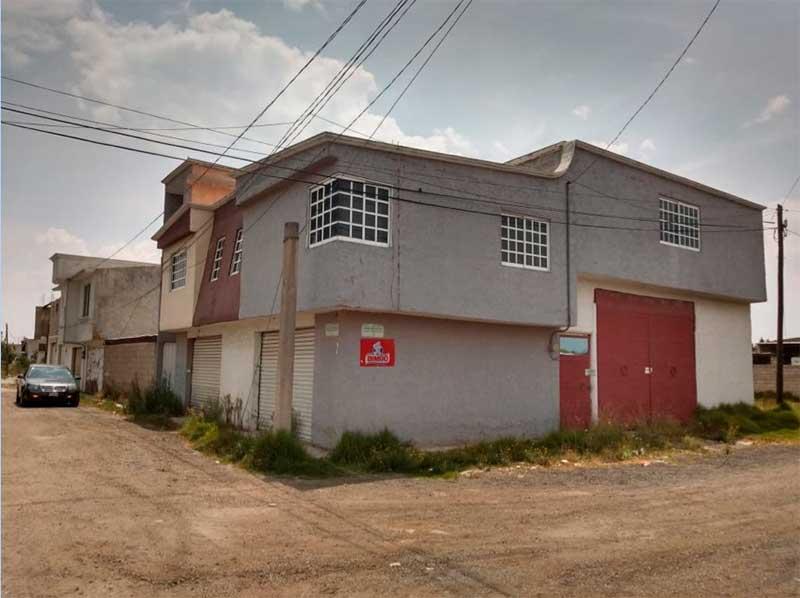 Juez confirma la extinción de dominio de casa usada para mantener a persona secuestrada en Toluca