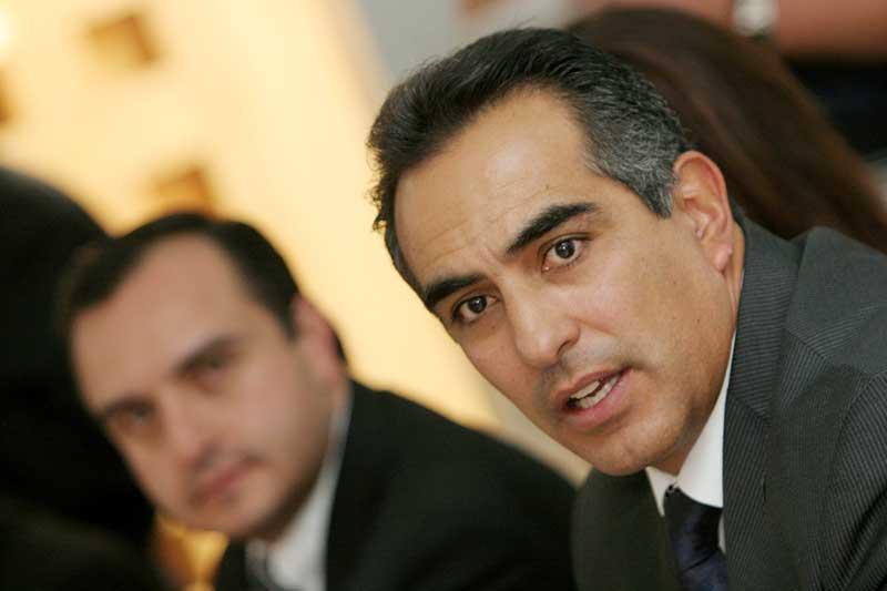 Presentó Fernando Baz licencia definitiva para dejar el cargo de auditor superior