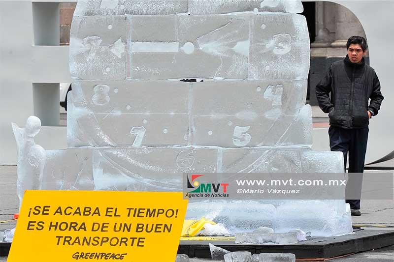 Organizaciones sociales exigen transformación radical y sin precedentes al transporte público del Edoméx