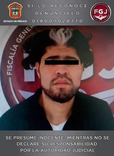 Procesan a sujeto por asesinar a su hija de 5 meses de edad en Atlacomulco