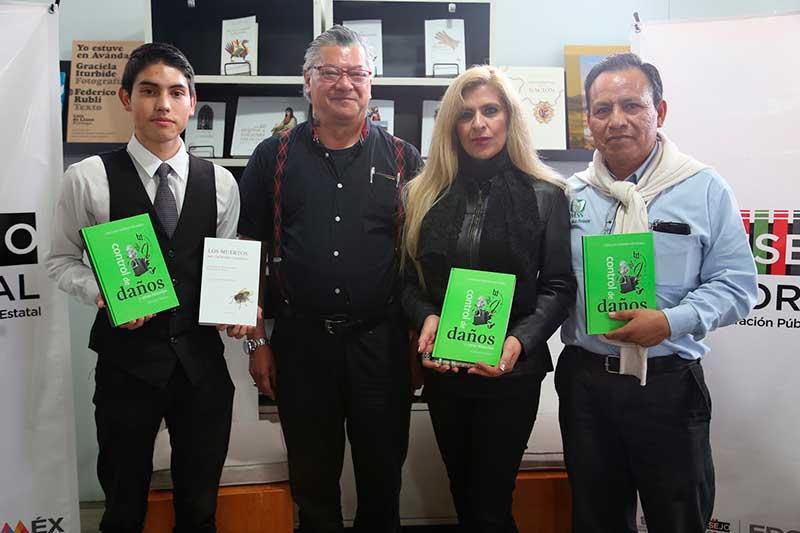 El escritor José Luis Herrera Arciniega comparte sus experiencias de 30 años