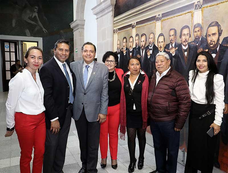Legislatura aprueba la creación del Instituto de la mujer de Toluca
