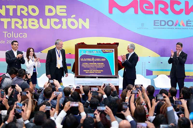 El Edomex ocupa el cuarto lugar nacional en recepción de inversión extranjera