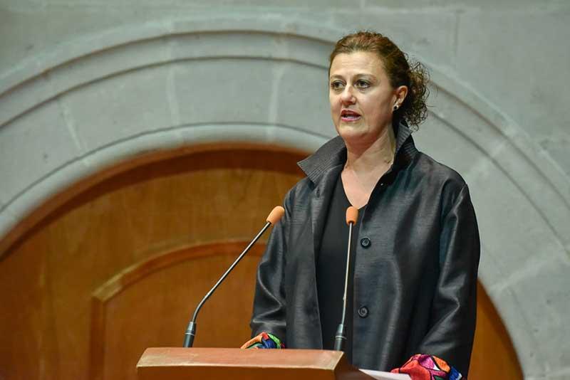 Propone diputada Mónica Alvarez crear comisión especial de protección a niños, niñas y adolescentes