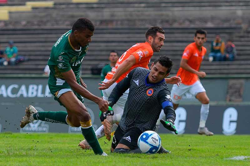 Potros UAEM inicial el Apertura 2019 con goleada 4-0 sobre Correcaminos.