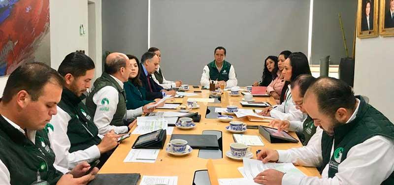 La Codhem asume el exhorto de diputados para proteger integridad de periodistas en el Edomex