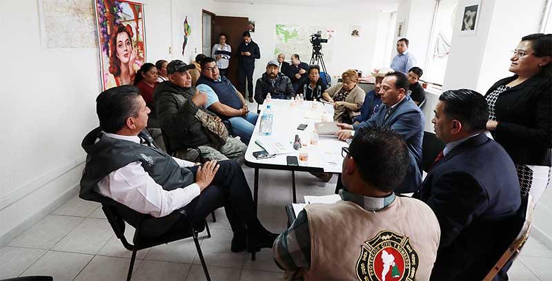Prohibido en Toluca uso de tanques de gas durante Verbena Popular 2019