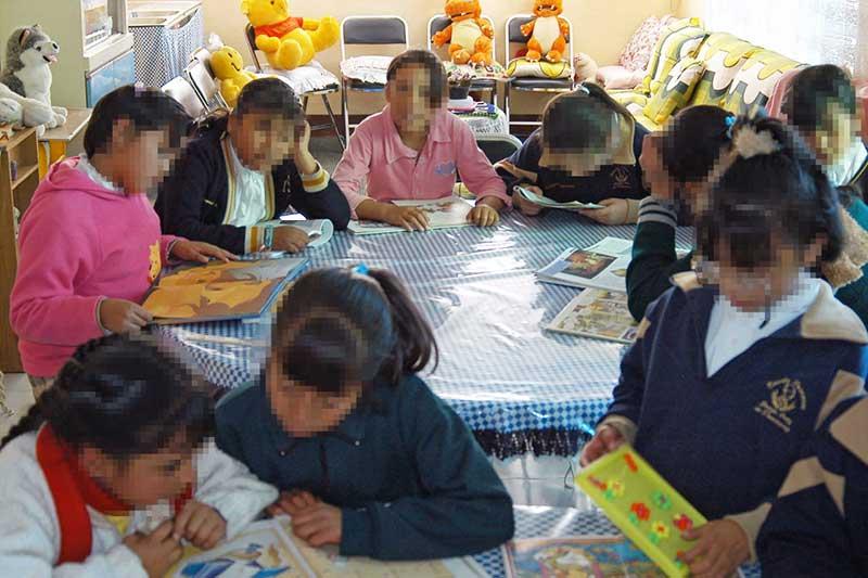 Apoya JAPEM labor asistencial de la Escuela Hogar del Perpetuo Socorro de Toluca