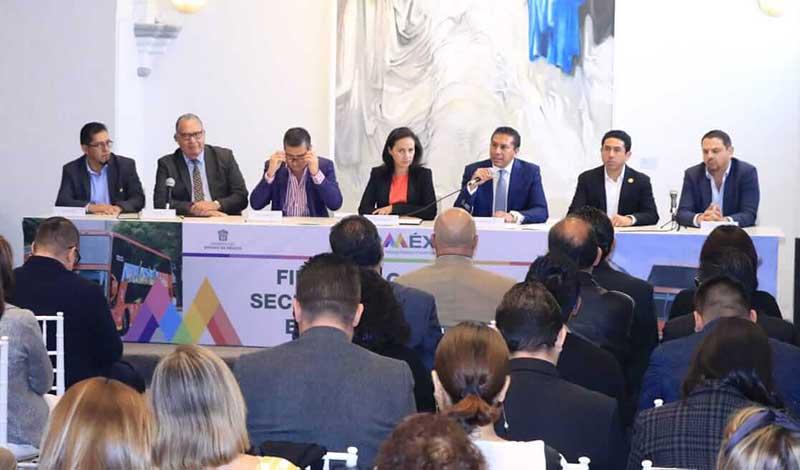 Toluca, referente en el sector turístico; JRSG