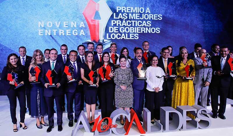 Nuevamente el Gobierno de Huixquilucan es reconocido por su trabajo