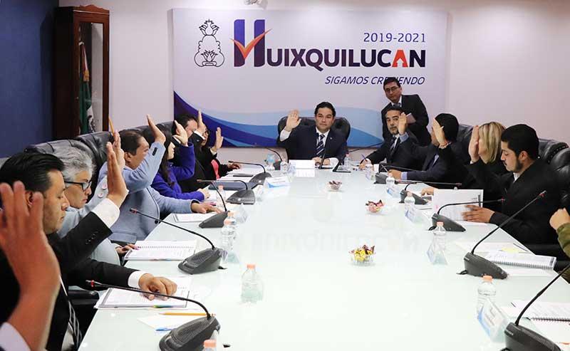 Huixquilucan tendrá buen fin en pago de Predial