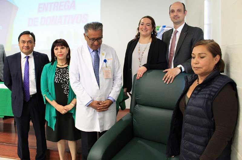 Cambia ISSEMYM vida de derechohabiente con insuficiencia renal