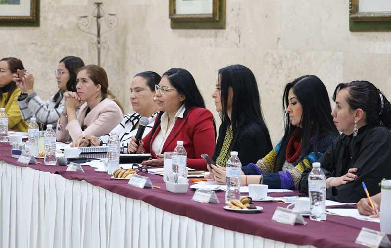 Coordina Edomex estrategias de combate a la violencia de género desde el núcleo familiar