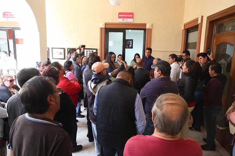 Vecinos de Metepec piden presencia de la Guardia Nacional