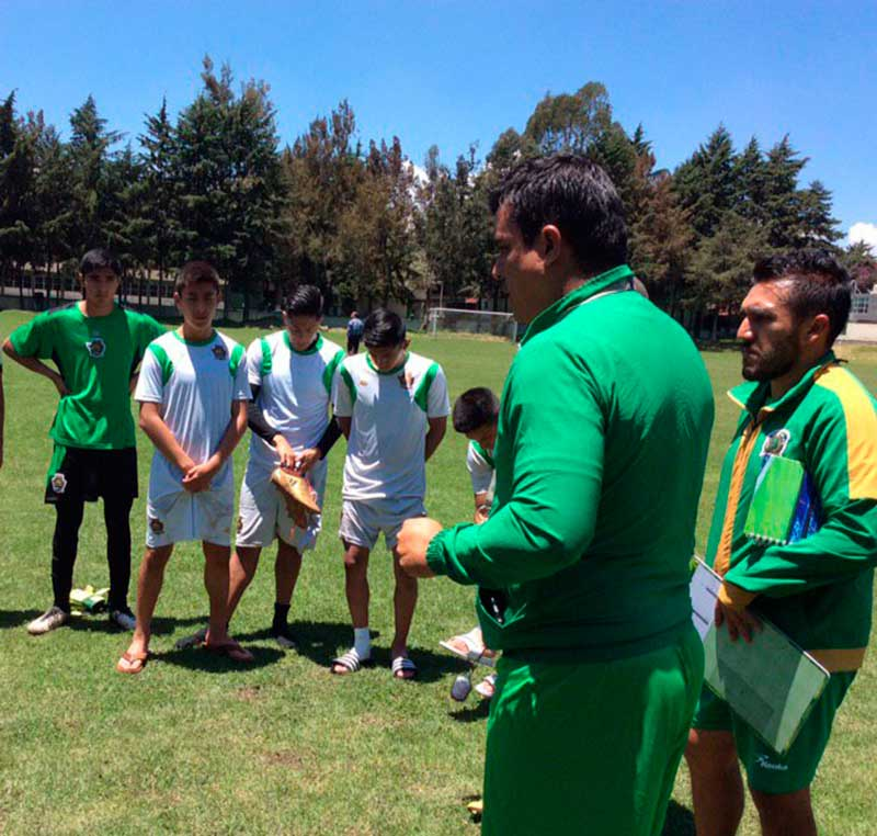 Potros UAEM arranca temporada 19-20 en el grupo 5  de la liga de tercera división profesional.
