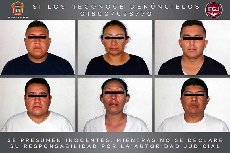 Seis policías de Ecatepec a proceso por secuestro exprés