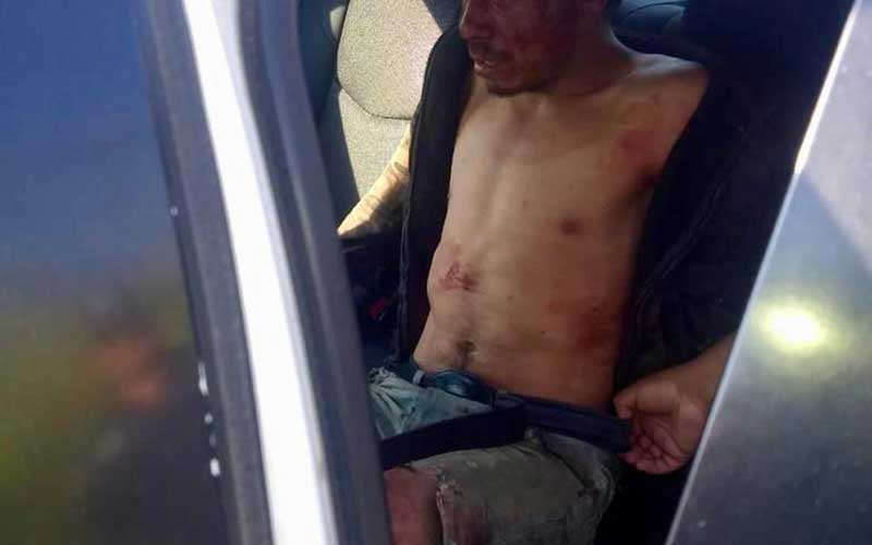 Iba a ser linchado en Valle de Bravo por robar un esmeril
