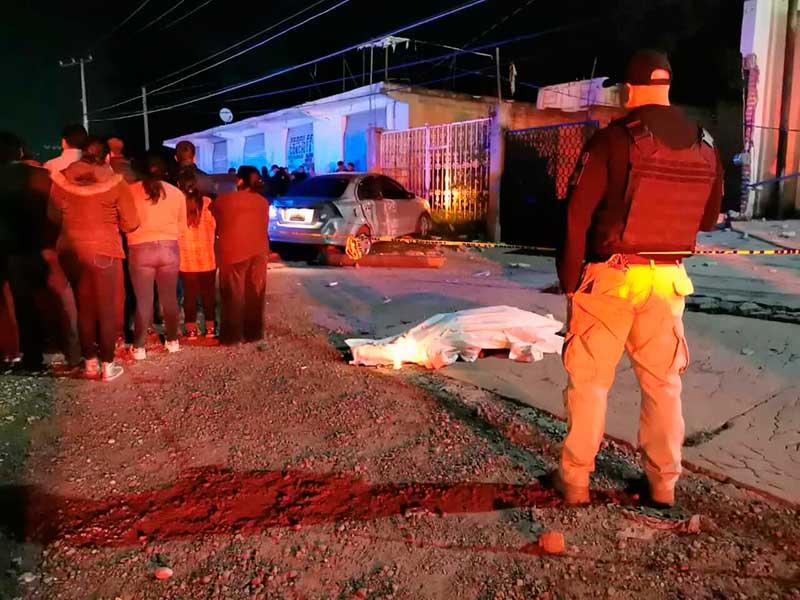 Conductor ebrio atropella a tres personas y mueren en Atarasquillo, Lerma