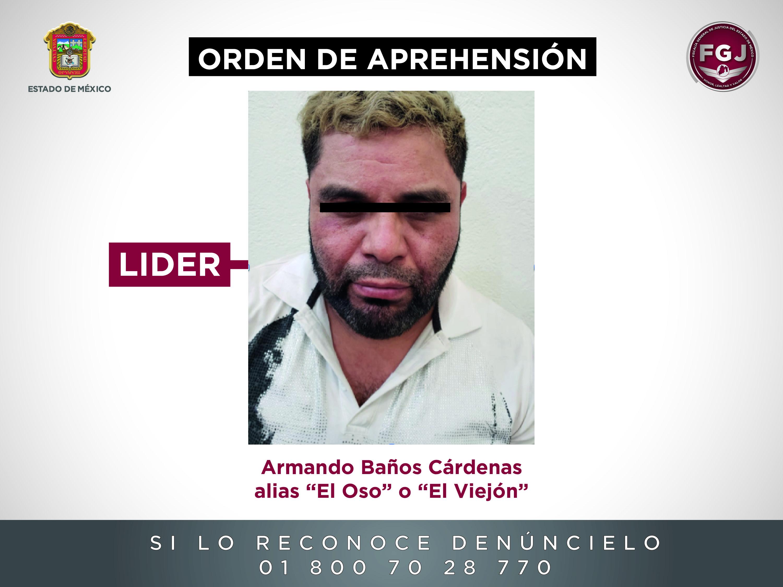 Es detenido el líder de la banda dedicada a extorsionar a transportistas en la región oriente