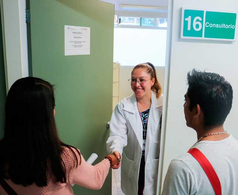 Amplía Centro de Salud Urbano Toluca atención psicológica para la población