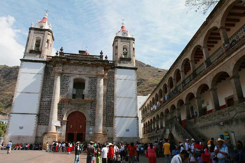 Comparte especialista detalles sobre la Historia del Convento y Santuario de Chalma