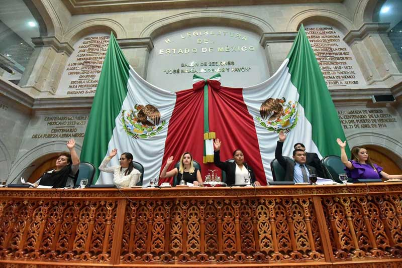 Iniciará la 60 Legislatura su cuarto período ordinario de sesiones