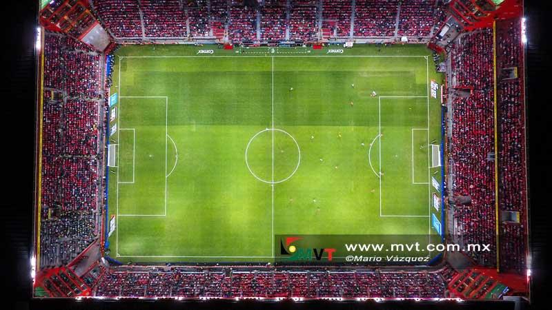 La Selección Nacional de México jugará en el estadio Nemesio Diez