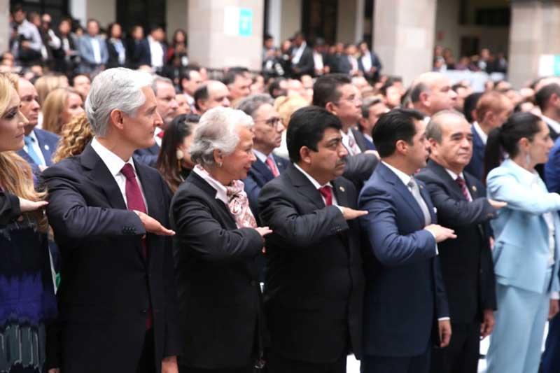 Legislatura Mexiquense, ejemplo de la democracia