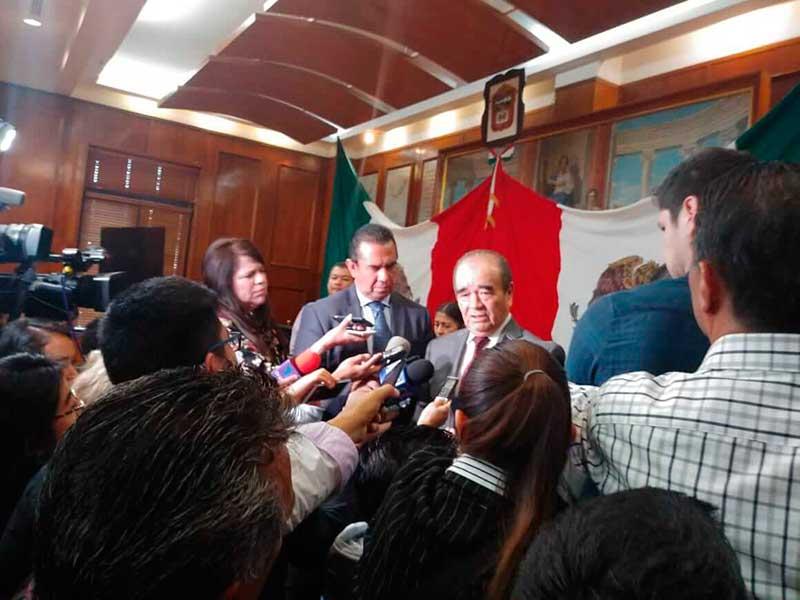 Morena llega con cierre de filas al Segundo Año Legislativo: Maurilio Hernández