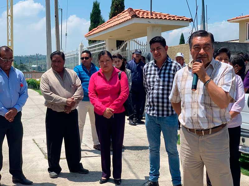 Almoloya de Juárez construye más de 100 cuartos dormitorio