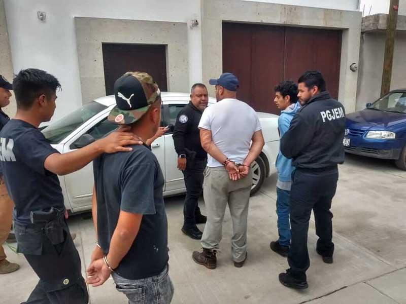 Culmina Operativo rastrillo en el Valle de Toluca con 94 personas detenidas