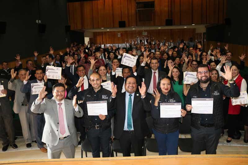 El Edomex es primera entidad nacional en celebrar matrimonio en lengua de señas sin intérprete