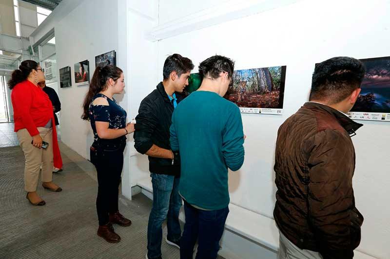 """UAEM exhibe exposición fotográfica """"México en una imagen"""""""