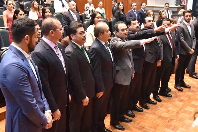 Designan a Luis David Miranda como Secretario de Administración  del Poder Legislativo
