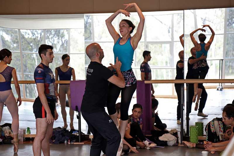 Alista Secretaría de Cultura debut oficial de la compañia de Danza del EdoMéx