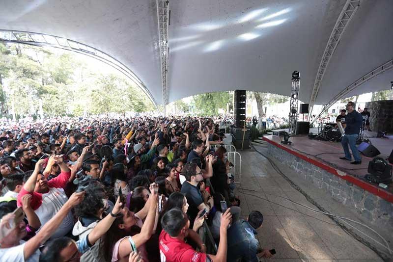 Más de 100 mil personas visitaron la FILEM 2019.