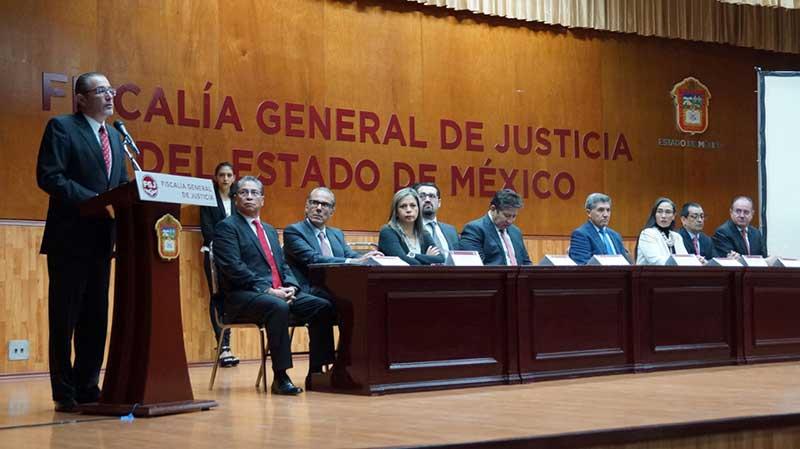 Fiscalía conmemora día nacional de Ministerio Público