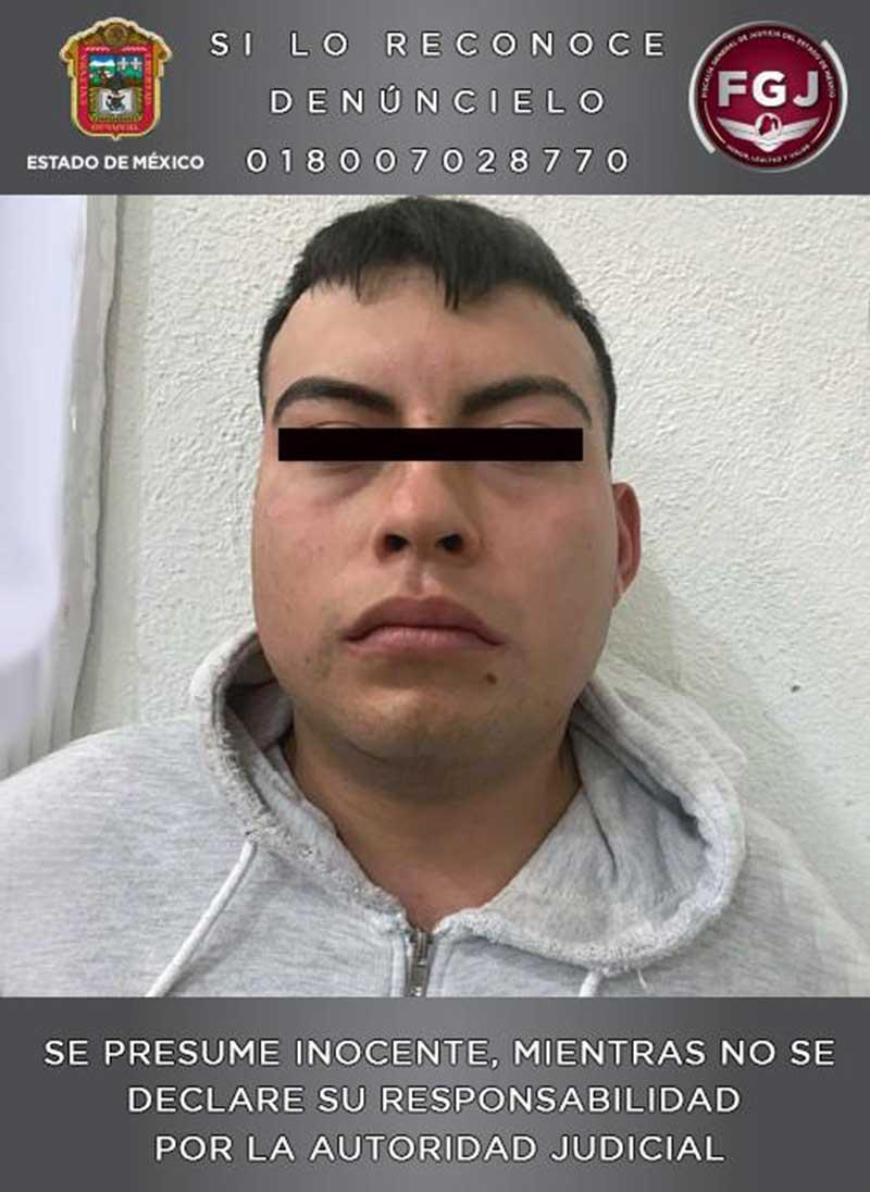 Es procesado por el homicidio de su suegra en Tecamac