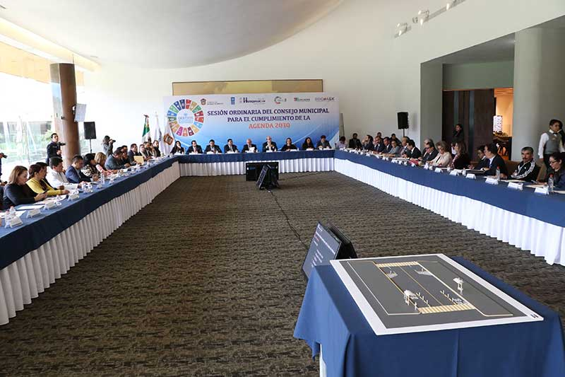 La agenda 2030 avanza en Huixquilucan