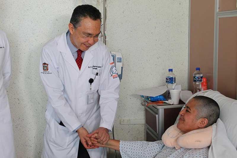 Reconoce UNAM capacidad Médica del ISSEMYM