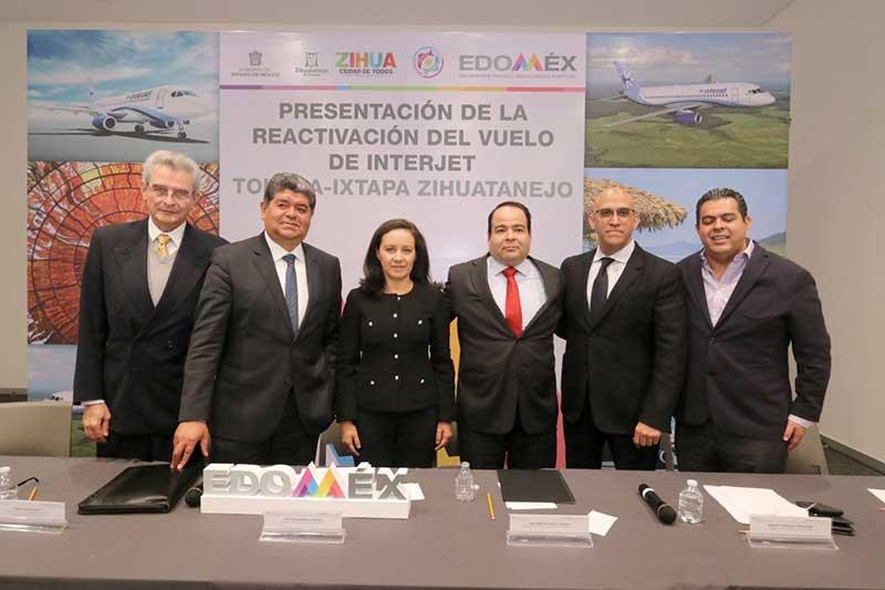 Interjet reactiva ruta aérea de Toluca a Ixtapa Zihuatanejo