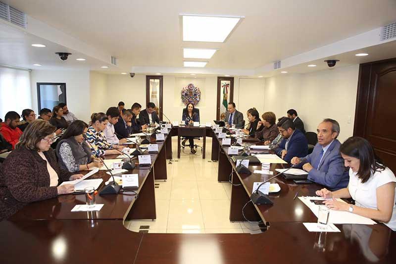 Aprueba Cabildo de Metepec dictamen de galardonados de la Presea Metepec 2019