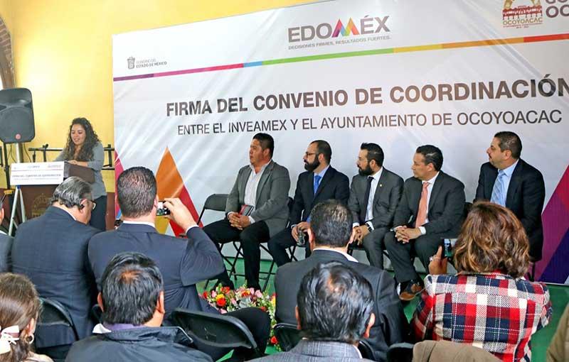 Refuerza EdoMéx visitas de verificación Administrativa en Ocoyoacac